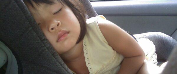 Wożenie dziecka w samochodzie